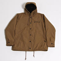RVCA HOOD COACH JKT / BROWN