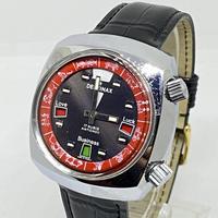 70S 占い機能付き腕時計(レッド)