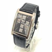 ダリデザイン腕時計(ブラック)