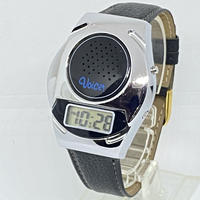 80s TALKING WATCH by VOICER