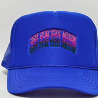 Cry for the moon cap [Blue]