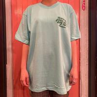 burger  T-shirt Aqua