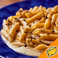 ゴルゴンゾーラチーズのペンネ/TRATTORIA BUBU