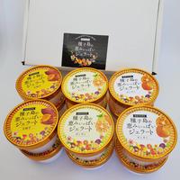 【送料込】種子島の恵みジェラート『あんぽんたん』12個セット