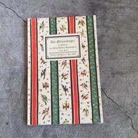 インゼル文庫Nr.560「DIE MINNESINGER」