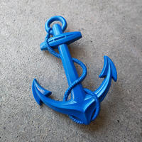 オランダ ブローチ  錨(イカリ)