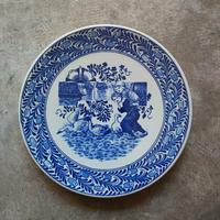オランダ マーストヒリトMAASTRICHT 絵皿