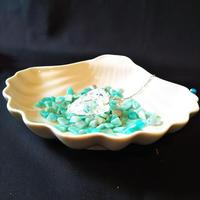 セドナの皿とアマゾナイトさざれ石のセット