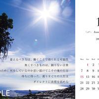【天使のカレンダー(ハワイ島編)】