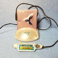 MDポータブルプレーヤー SHARP MD-ST770-P MDLP 完動品