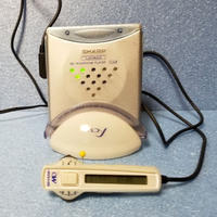 MDポータブルプレーヤー SHARP MD-ST70-G MDLP対応 レアで高音質