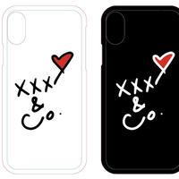 iPhoneケース印刷(iPhoneX,XS用・背面印刷・ソフト)