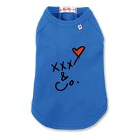 XXX&Co.スタンダードドッグTシャツ(スモールサイズ)