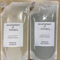 Premium Shampoo & Treatment 400ml Set 詰め替え用