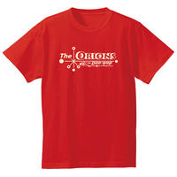 The ORIONS / O-LOGO Tee B(レッド)