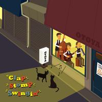 Clap Stomp Swingin'  / クラップ・ストンプ・スウィンギン (GC-074)