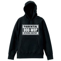 Parental Doo-Wop   / パーカー (ブラック)