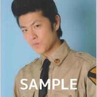 桐生大輔 / マルベル堂プロマイドB6大判台紙付 MD-02(中)