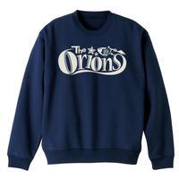 The ORIONS / スウェット O-LOGO A(ネイビー)