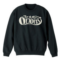 The ORIONS / スウェット O-LOGO A(ブラック)