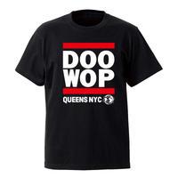 Queens NYC Doo-Wop Tee(ブラック)