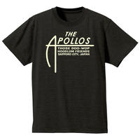 THE APOLLOS / A-LOGO Tee(ヘザーブラック)