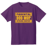 Parental Doo-Wop  / 5001 Tee(パープル)