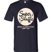 Super Shuffle / ロゴTee(ブラック)