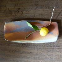 Norikazu Ogawa 夕焼け 板皿