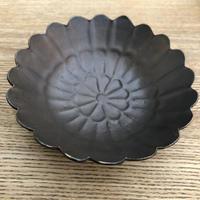 Asami Maeda 菊型ブロンズ小鉢