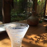 Kaori Kawanabe  ガラス冷酒グラス
