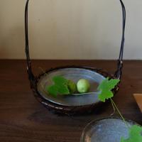 Norikazu Ogawa 灰釉中皿