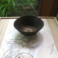 Norikazu Ogawa 鉄彩小鉢