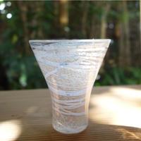 Kaori Kawanabe 吹きガラス ぐい呑み