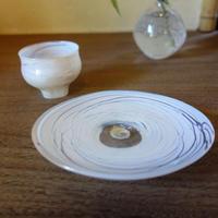 Kaori Kawanabe ガラス小皿 ふうわり