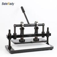 ハンドプレス ハンドクリッカー (36×22cm) 手動 革裁断機 革切断機 レザー切断機 レザークラフト ツール