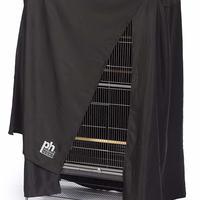 Prevue Hendryx 鳥用ケージカバー(黒) Lサイズ