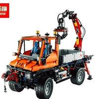 クリエイターシリーズ ウニモグ U400  LEGO互換ブロック Lepin社