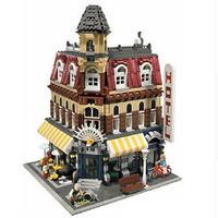クリエイター カフェコーナー風  レゴ互換ブロック 15002