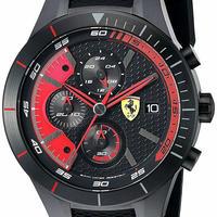フェラーリ メンズ腕時計 アナログ ディスプレイ クォーツ US輸入品