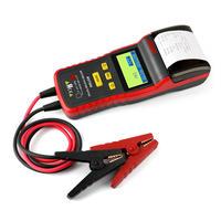ANCEL BST500 12V& 24V クルマのバッテリーテスター 自動車診断ツール サーマルプリンター内蔵