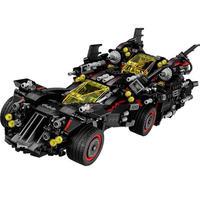 LEPIN バットマン アルティメット・バットモービル LEGO互換ブロック