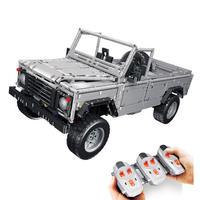 LEPIN 野外オフロード車モデル SUV テクニックシリーズ レゴ互換品 互換ブロック 23003