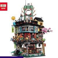 LEPIN NINJYAGO CITY ニンジャゴー・シティー LEGO互換ブロック