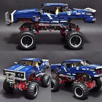 テクニックシリーズ リモコン電動オフロード車 レゴ互換ブロック 20011
