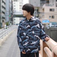 柄シャツ gdg008