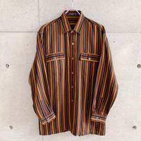 ストライプシャツ gdv046