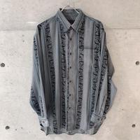柄シャツ gdv067