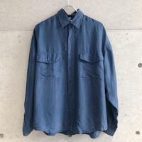 シルクシャツ  gd017