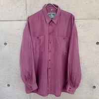 シルクシャツ  gdv012
